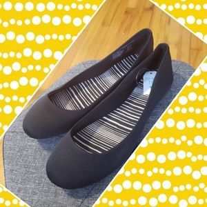 Nwt time and true flats sz ten